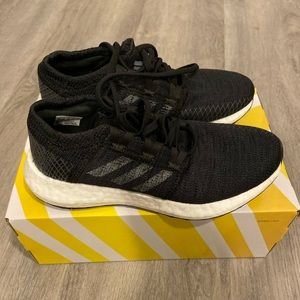 Pure boost GO J shoes